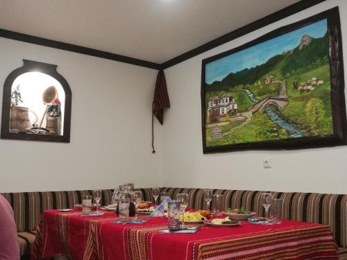 Ресторант или друго място за хранене в Кума Лиска Къща за Гости
