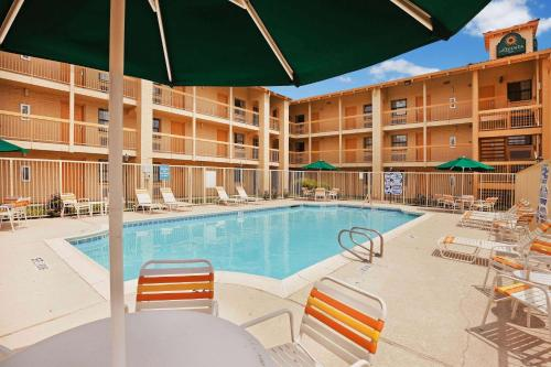 The swimming pool at or near La Quinta Inn by Wyndham Amarillo West Medical Center