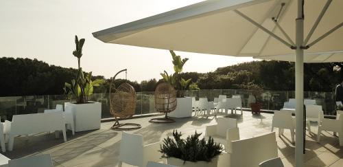 The swimming pool at or near Hotel Marad