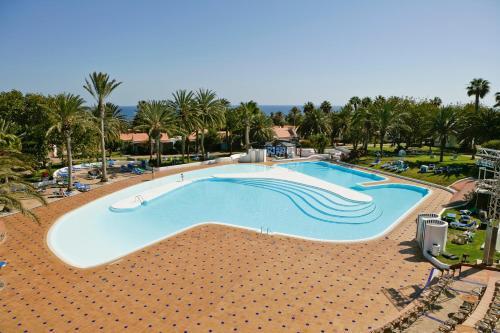 The swimming pool at or near Aldiana Club Fuerteventura