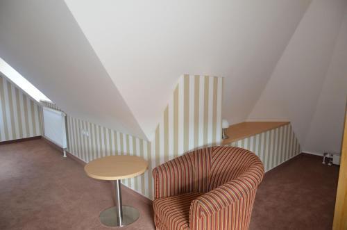 Гостиная зона в Hotel Ortel