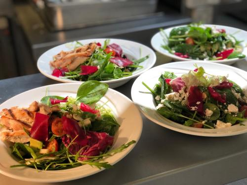 Lunch and/or dinner options for guests at The Glentress Hotel