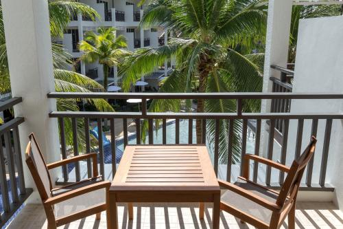 A balcony or terrace at Sunwing Bangtao Beach - SHA Plus