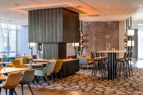 A restaurant or other place to eat at Mercure Hotel Bochum City