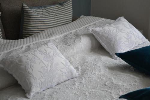 Cama ou camas em um quarto em Holiday With Children In Venice