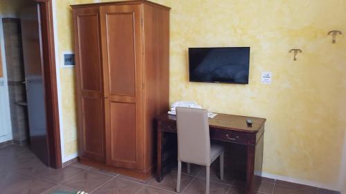 TV o dispositivi per l'intrattenimento presso La fornace centro ippico