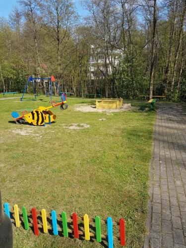 Детская игровая зона в Лофт у моря