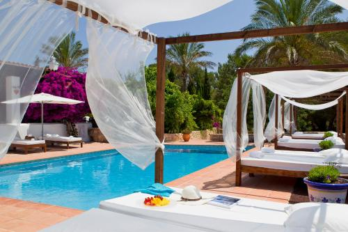 The swimming pool at or near Can Pere Lifestyle & Spa