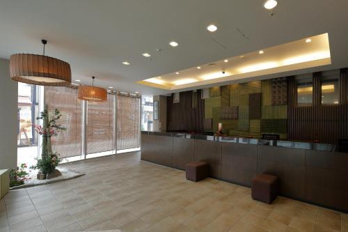 Hotel Vista Premio Kyoto Kawaramachi St大廳或接待區