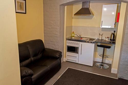 A kitchen or kitchenette at Potbank