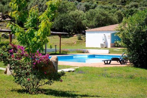 The swimming pool at or near Hotel Baia Cea