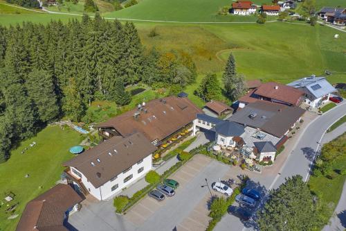 A bird's-eye view of Hotel Neuhäusl Superior