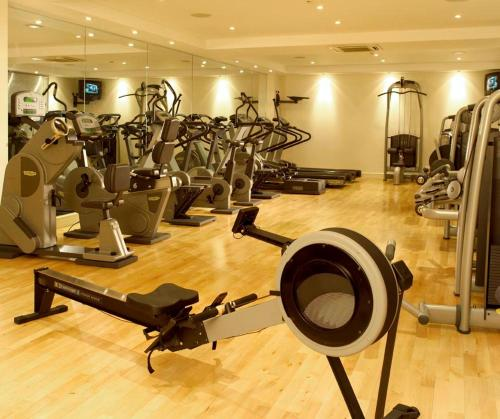 The fitness center and/or fitness facilities at Rocco Forte Hotel Amigo