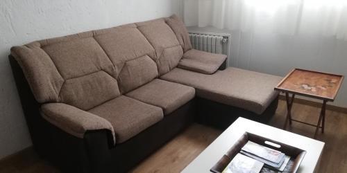 A seating area at La Casita Camponaraya