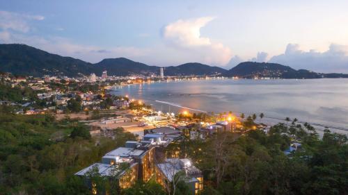 The Nature Phuket с высоты птичьего полета