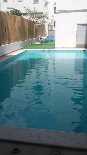 The swimming pool at or near Apollon Hotel