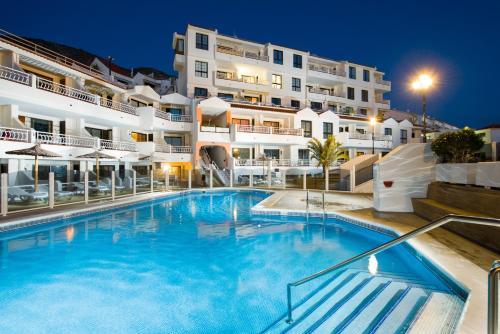 The swimming pool at or near Club Tenerife