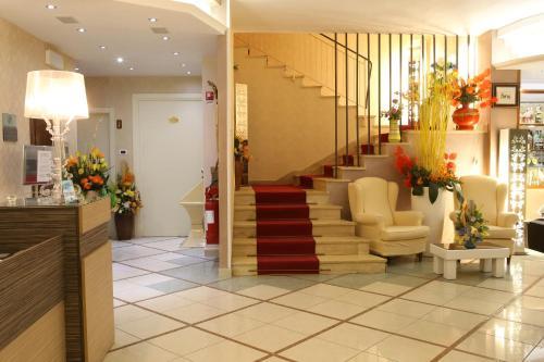 Hall o reception di Hotel Busignani