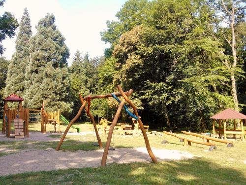 Area giochi per bambini di Hotel Nosal