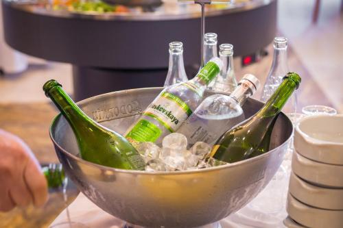 Drankjes bij BULL Reina Isabel & SPA