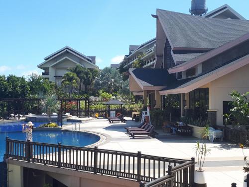 The swimming pool at or close to Unit 306 Alta Vista de Boracay by David
