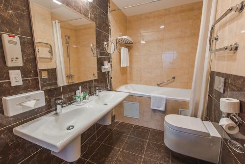 Ванная комната в Гранд отель Казань