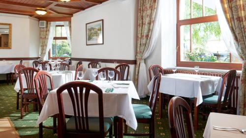 Restaurace v ubytování Orea Spa Hotel San Remo