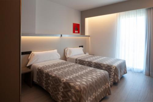 Cama o camas de una habitación en Tramuntana
