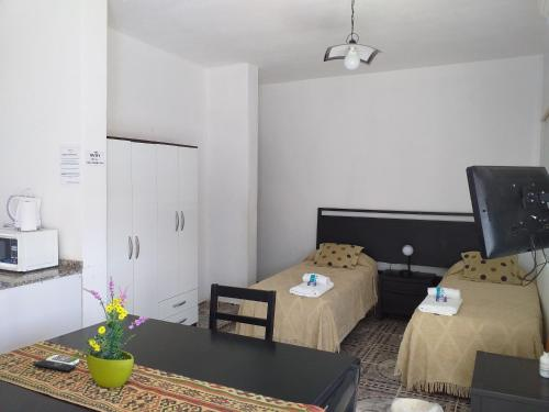 Una cama o camas en una habitación de Bella Vista Apart