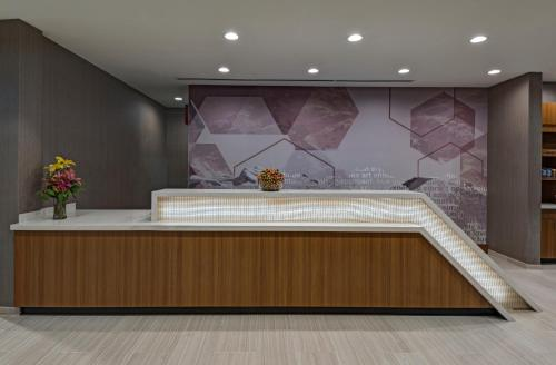 The lobby or reception area at SpringHill Suites by Marriott Denver West/Golden