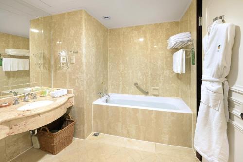 溪頭米堤大飯店衛浴