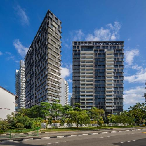 Fraser Residence Orchard Singapore (SG Clean)