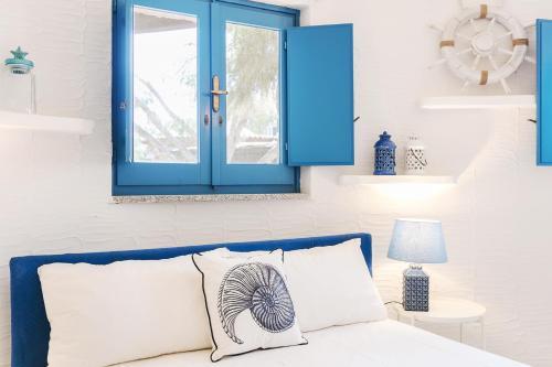 Letto o letti in una camera di Calacavallo Village