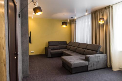 Гостиная зона в Нью Стар Отель