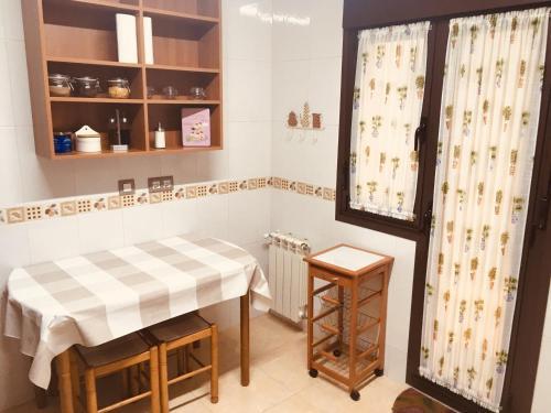 Un restaurante o sitio para comer en Casa Miñor