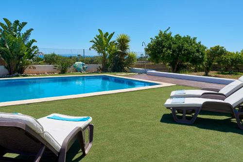 The swimming pool at or near The Lovely House