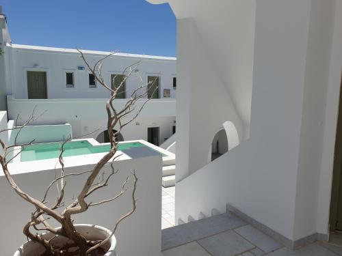 The swimming pool at or near Artemis Hotel