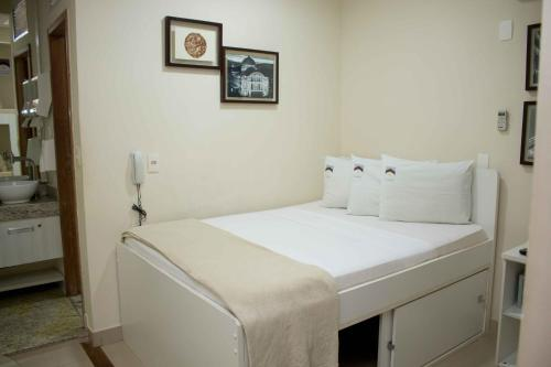 Cama o camas de una habitación en Boutique Hotel Casa Teatro