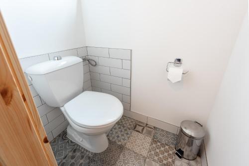 A bathroom at VAGOON ubytování ve vagonech