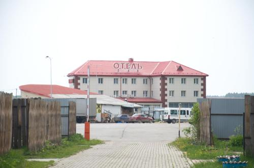 Здание отеля эконом-класса