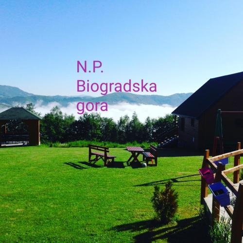 Country House Eco village Ćorić