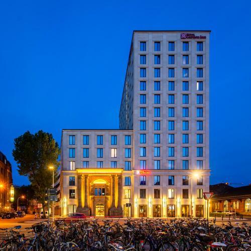 Hilton Garden Inn Mannheim
