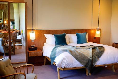Un ou plusieurs lits dans un hébergement de l'établissement Bingham Riverhouse