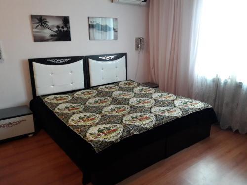 Cama ou camas em um quarto em MAIN CITY POST OFFICE Apartment 4 Bedrooms