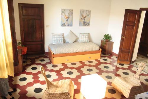 Area soggiorno di Palazzo Sardelli 2