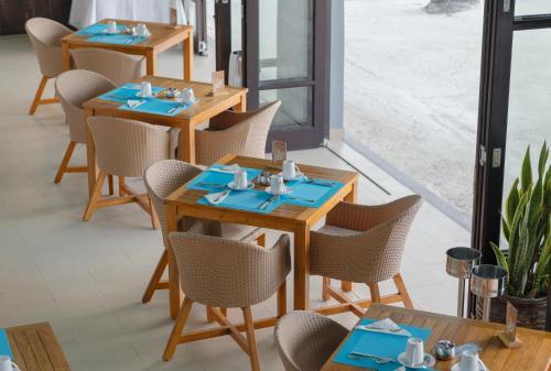 Ресторан / где поесть в Hotel L'Archipel