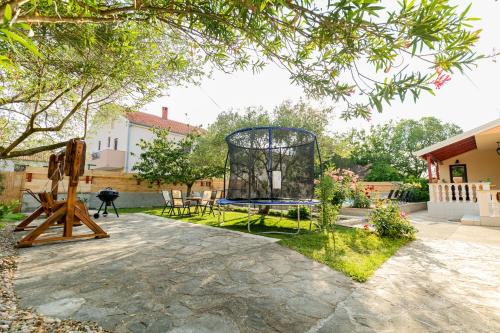 Children's play area at Vacation home Duilo