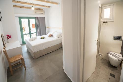 Ένα μπάνιο στο Ifestia Hotel