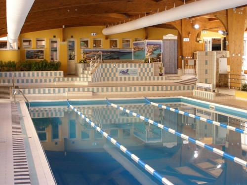The swimming pool at or near Le Nereidi Hotel Residence
