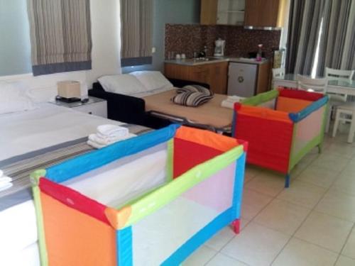 Гостиная зона в Mantinia Bay Hotel
